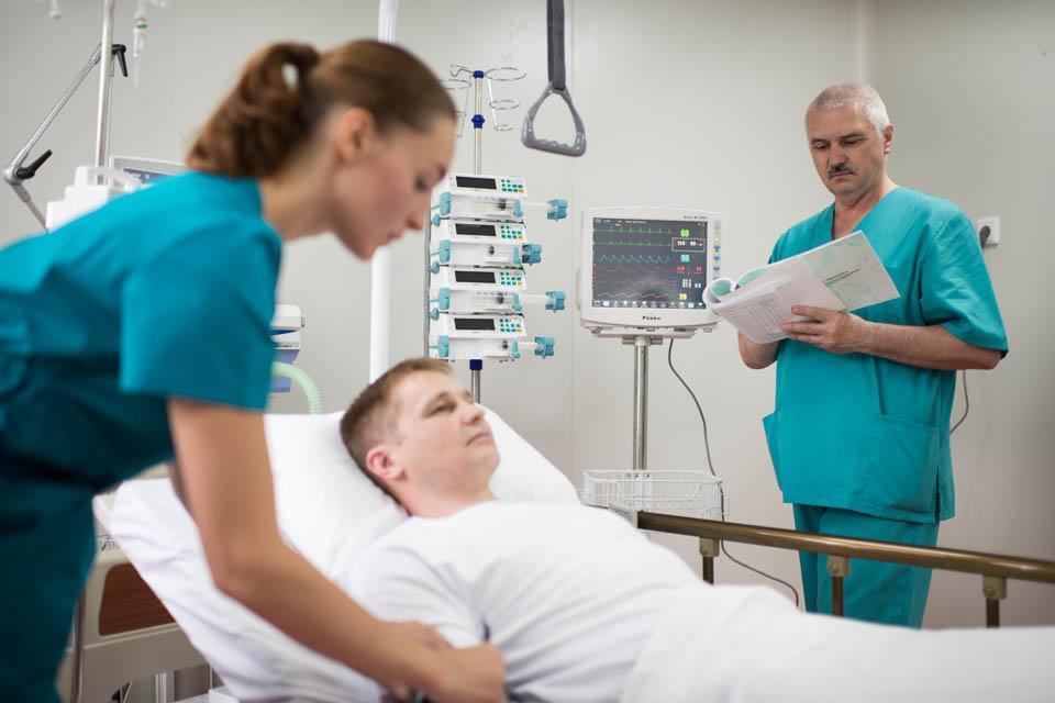 Стандарты оснащения палаты интенсивной терапии и реанимации