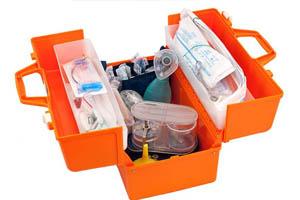 Стандарт оснащения укладки и набора для оказания скорой медицинской помощи