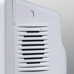 Пылезащищенный корпус монитора, защищающий от попадания инородных частиц